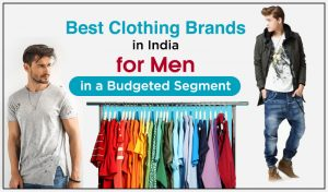 Best Clothing Brands in India for Men