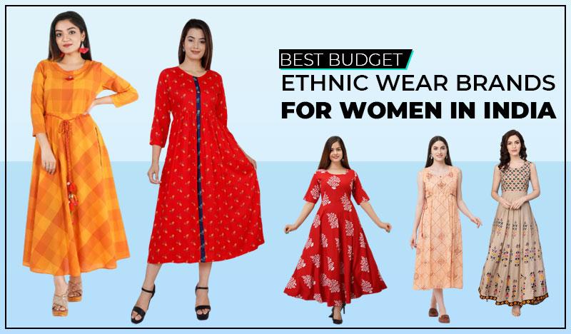 Best Budget Ethnic Wear Brands for Women